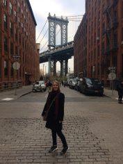 Washington Street Manhattan Bridge DUMBO