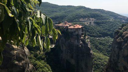Meteora Kloosters, Griekenland