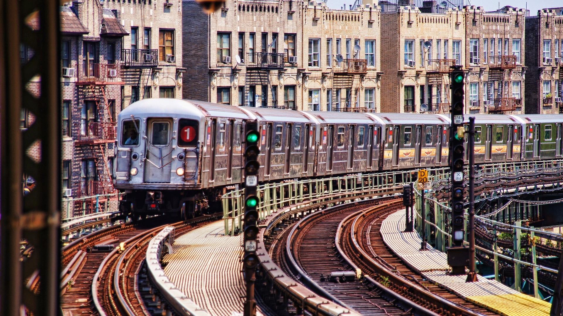 Openbaar vervoer in New York - metro
