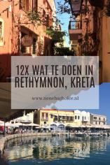 12x wat te doen in Rethymnon, Kreta