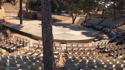 12x wat te doen in Rethymnon, Fortezza openluchttheater