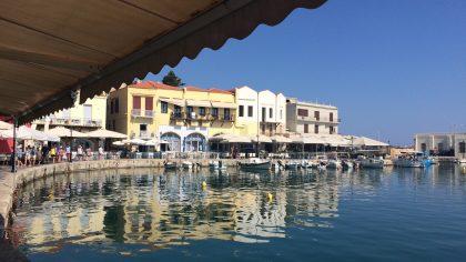 12x wat te doen in Rethymnon, Kreta, Venetiaanse haven