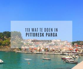 11x wat te doen in pittoresk Parga