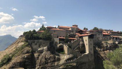 Meteora kloosters, Griekse vasteland