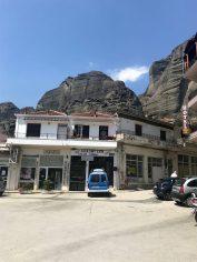 Kalambaka, Epirus, Griekenland