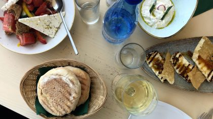 Restaurant Avra, Parga, Griekenland