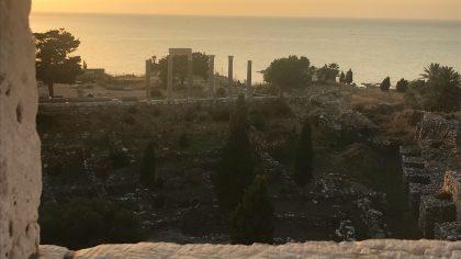 Byblos Castle, Jbeil, Libanon