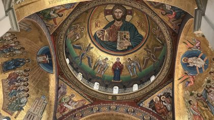 Harissa St Paul Basilique, Libanon