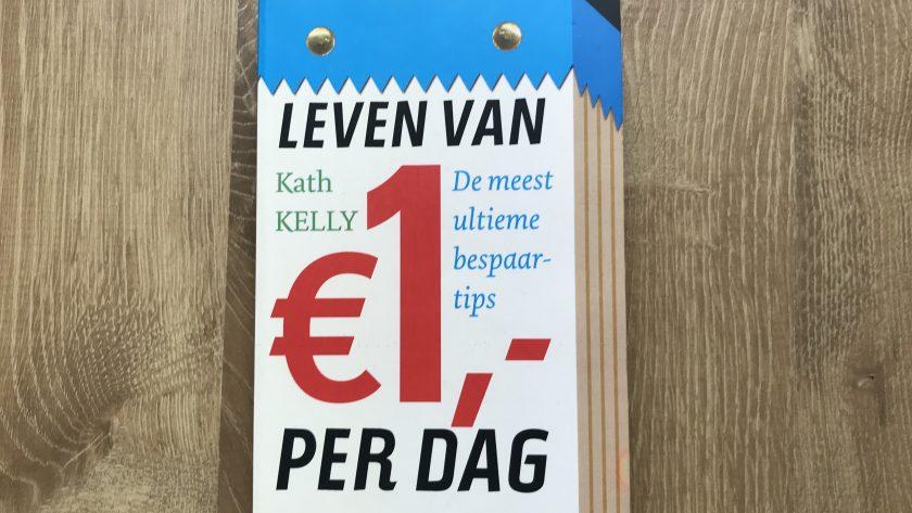 Boekrecensie: Leven van een euro per dag - Kath Kelly