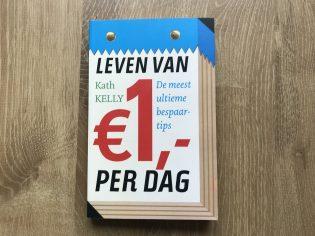 Leven van een euro per dag - Kath Kelly