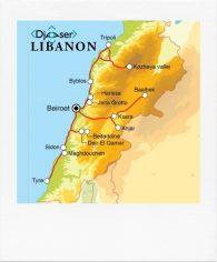 8-daagse rondreis Libanon, Djoser