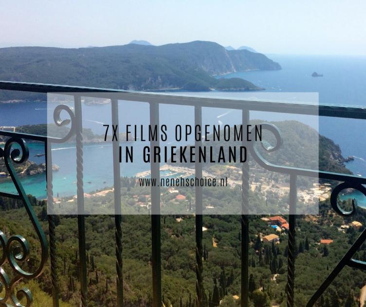7x films opgenomen in Griekenland