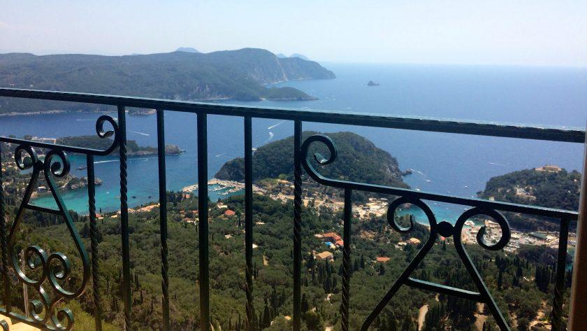 7x films opgenomen in Griekenland, Paleokastritsa Corfu