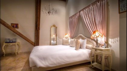 10x bijzonder overnachten in Groningen, Grand Hotel Westerlee