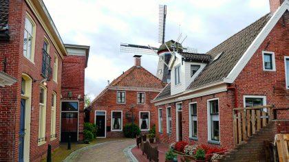 Winsum_-_Molenstraat- Hardscarf