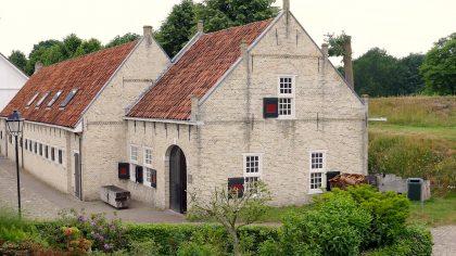 10x bijzonder overnachten in Groningen, Vesting Bourtange