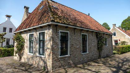 de mooiste dorpjes in Groningen, Bourtange