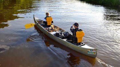 Groningen kanoën