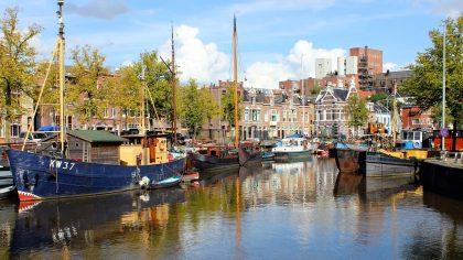 bezienswaardigheden Groningen (provincie), stad Groningen