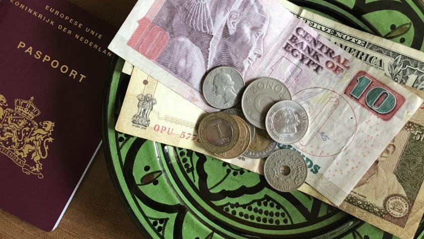 Dingen waaraan ik geen geld uitgeef om meer te reizen