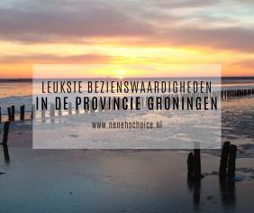 bezienswaardigheden Groningen (provincie)
