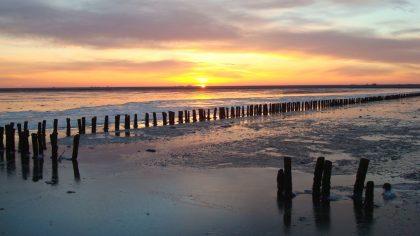 Bezienswaardigheden Groningen (provincie) - Waddenzee