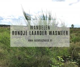 Wandelen: Rondje Laarder Wasmeer