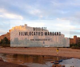 Mooiste filmlocaties in Marokko