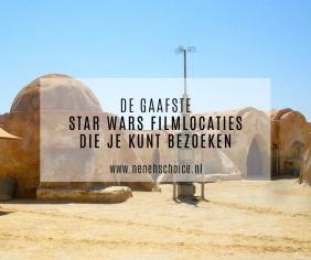De gaafste Star Wars filmlocaties die je kunt bezoeken, Neneh's Choice