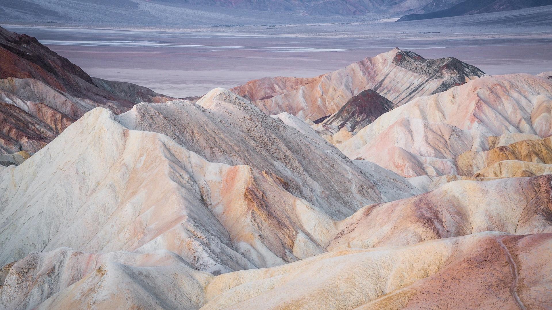 Death Valley, USA, Tatooine, Star Wars filmlocatie