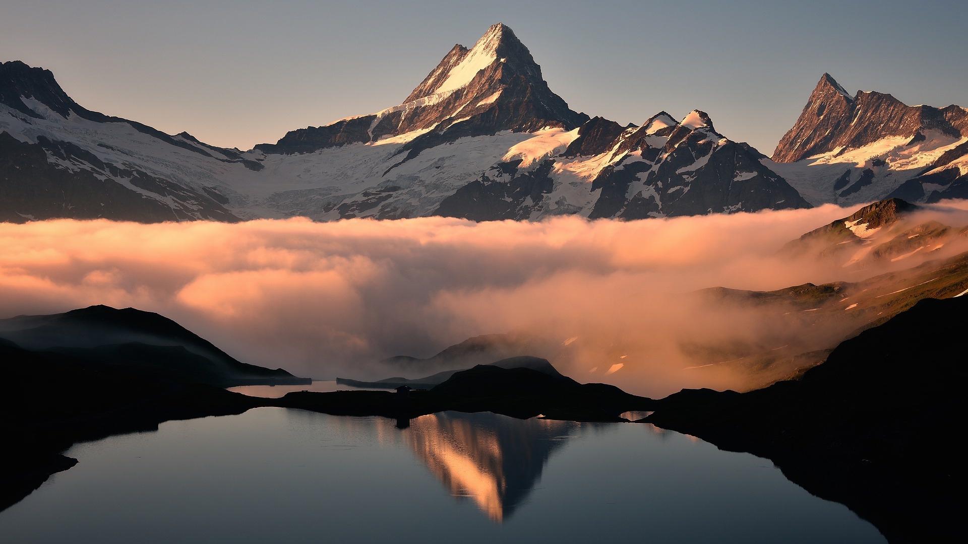 Grindelwald, Zwitserland. Star Wars filmlocatie