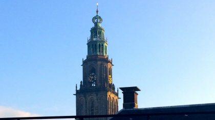 Martinitoren, d'Olle Grieze, Groningen
