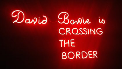 groninger museum, David Bowie IS