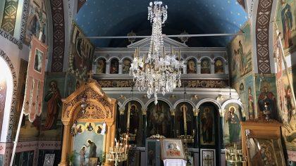 Koroni Castle Monastery, klooster