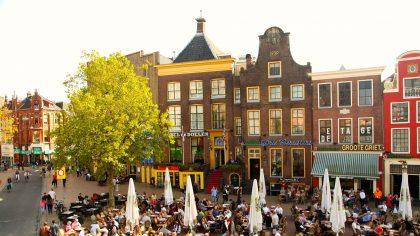 13x wat te doen in Groningen (stad), Grote Markt