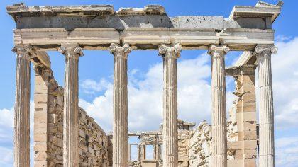 Acropolis Athene, Griekenland