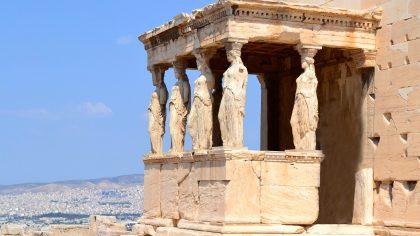 Athene, Akropolis