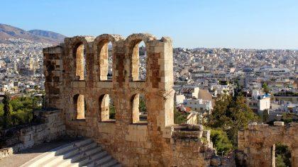 Athene tips en bezienswaardigheden