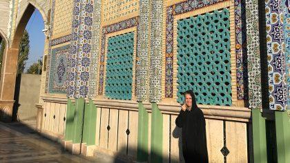Sayyida Khawla Mosque, Baalbek Lebanon