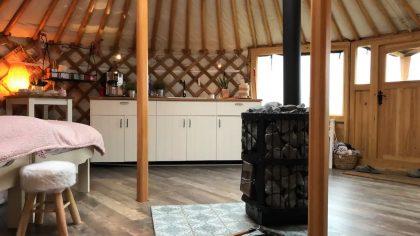 Yurt Wetsinge, Groningen