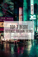 Top 7 beste science fiction films