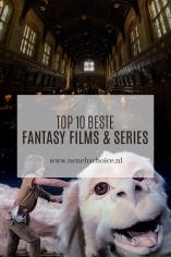 top 10 beste fantasy films & series