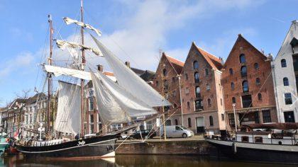 Schip Jantje, Groningen