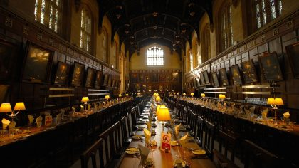 Christ Church College, Hall, Oxford