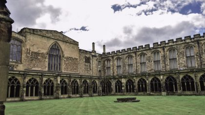 Durham Cathedral Harry Potter