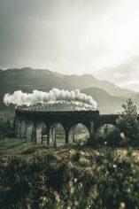 Glenfinnan Viaduct, Glenfinnan, Hogwarts Express