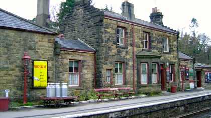 Goathland_Railway_Station Harry Potter filmlocaties
