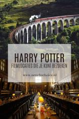 De gaafste Harry Potter filmlocaties die je kunt bezoeken