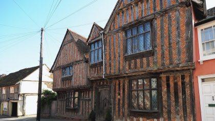 De Vere House, Lavenham