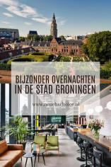 Tips overnachten in de stad Groningen